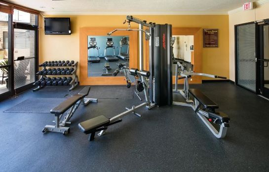 Sports facilities Hotel RL by Red Lion Salt Lake City