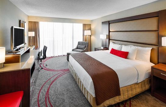 Chambre Hotel RL by Red Lion Salt Lake City