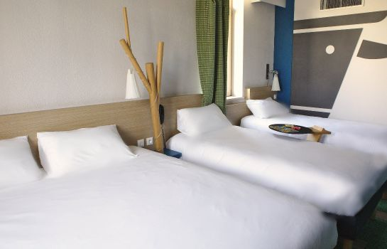 Chambre ibis Styles Moulins Centre