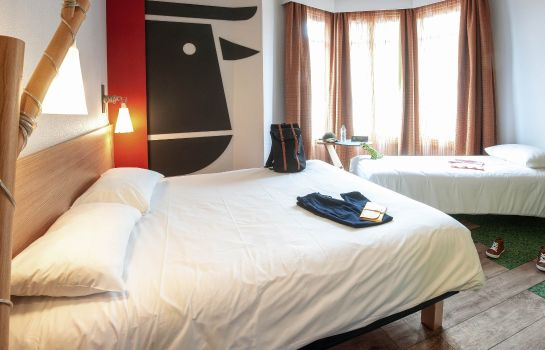 Zimmer ibis Styles Moulins Centre