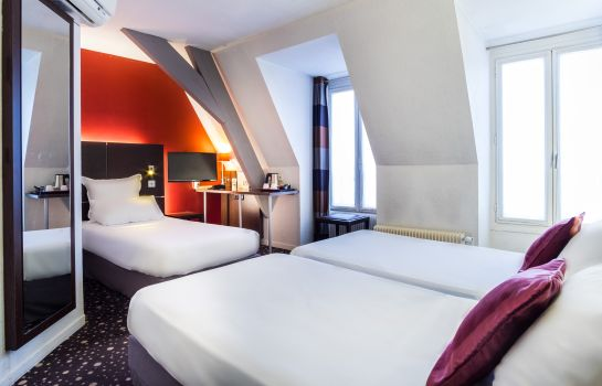 Triple room Le 55 Montparnasse