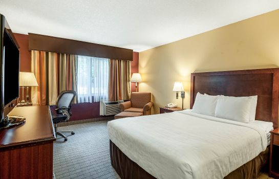 Zimmer Clarion Hotel Seattle Airport