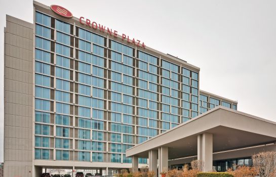 Buitenaanzicht Crowne Plaza CHICAGO OHARE HOTEL & CONF CTR
