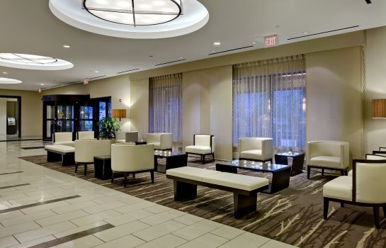 Hotelhal Crowne Plaza CHICAGO OHARE HOTEL & CONF CTR