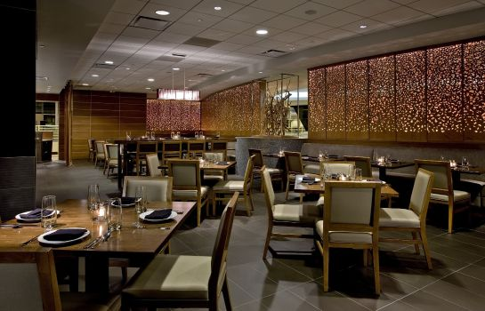Restaurant Crowne Plaza CHICAGO OHARE HOTEL & CONF CTR