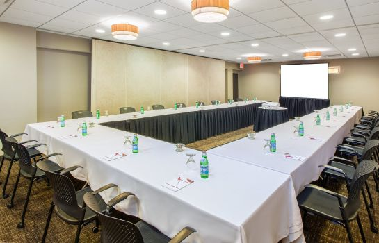 Sala konferencyjna Crowne Plaza CHICAGO OHARE HOTEL & CONF CTR