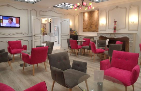 Bar de l'hôtel Kyriad Tours Centre