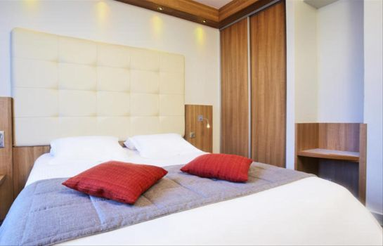 Chambre double (standard) Kyriad Tours Centre