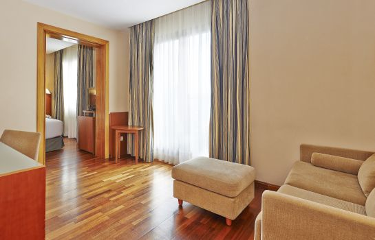 Junior Suite NH Barcelona Centro