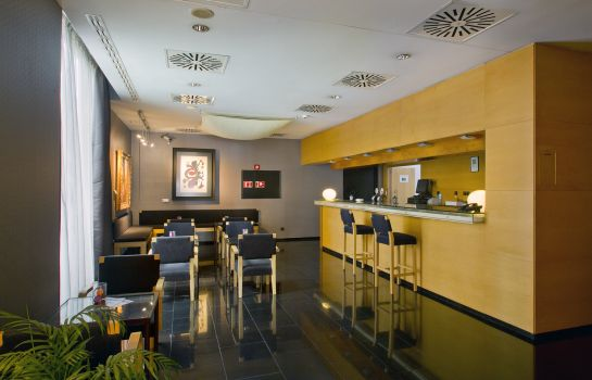Hotel bar Eurohotel Diagonal Port