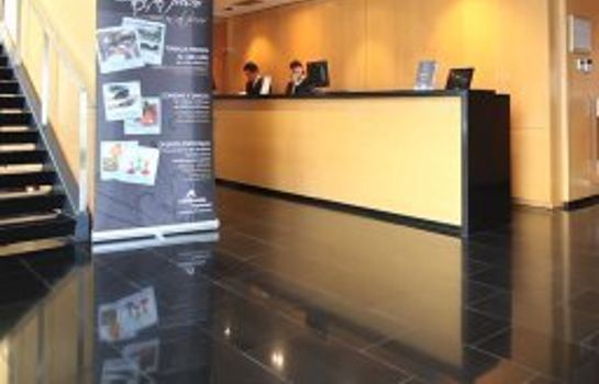 Reception Eurohotel Diagonal Port