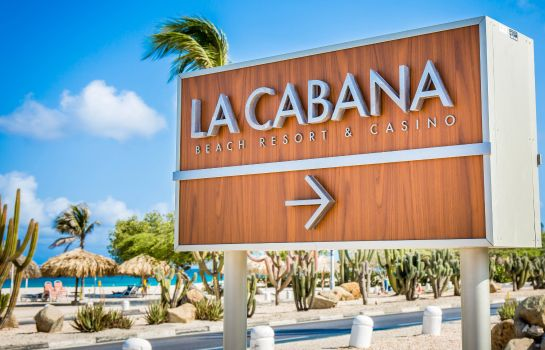 Vista exterior La Cabana Beach Resort and Casino an Ascend Hotel Collection