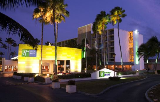 Vista exterior Holiday Inn Resort ARUBA-BEACH RESORT & CASINO