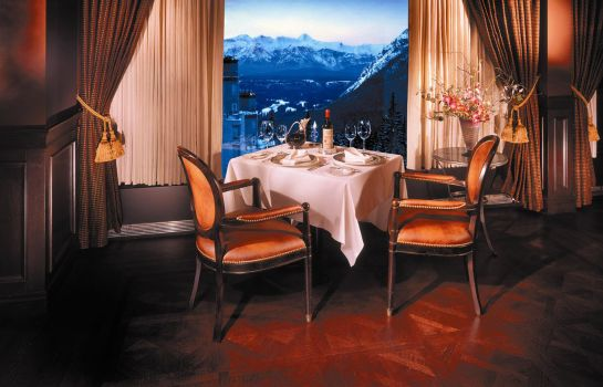 Restaurante The Rimrock Resort Hotel