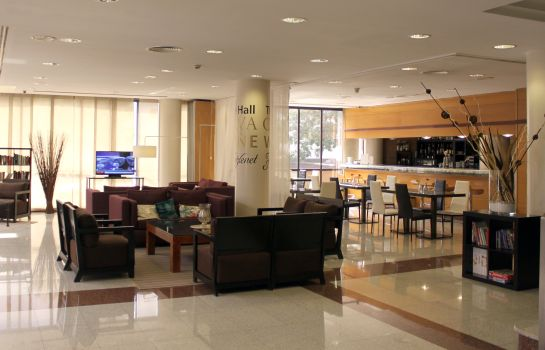 Vista interior Holiday Inn MADRID - PIRAMIDES