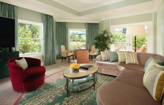 Suite Beverly Hills Hotel