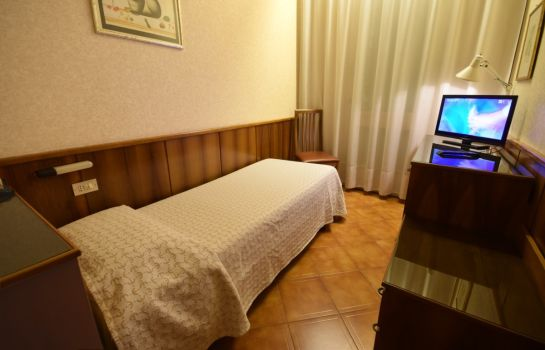 Single room (standard) Euromotel Croce Bianca