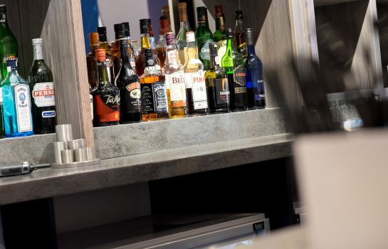 Bar del hotel Holiday Inn CORBY - KETTERING A43