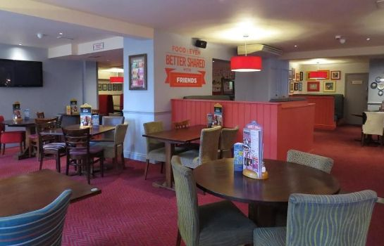 Restaurant Highwayman Hotel