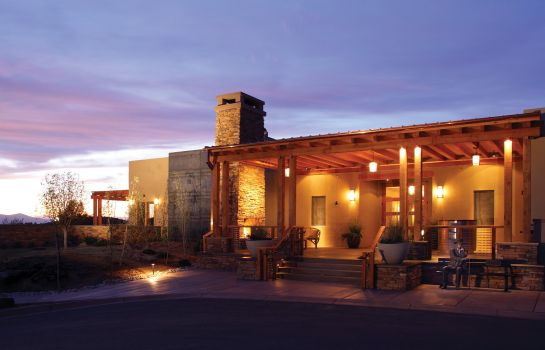 Außenansicht Four Seasons Resort Santa Fe
