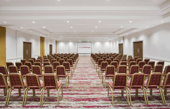 Conferences Jurys Inn East Midlands Airport