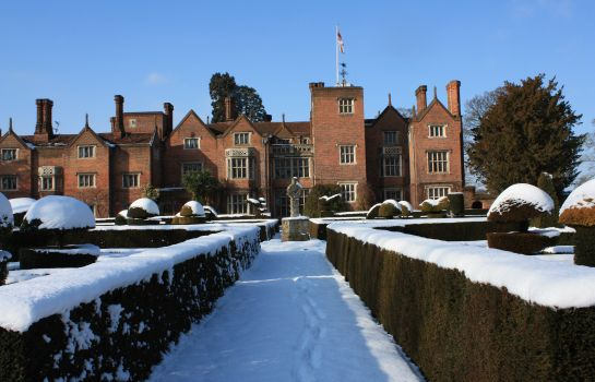 Exterior View Great Fosters