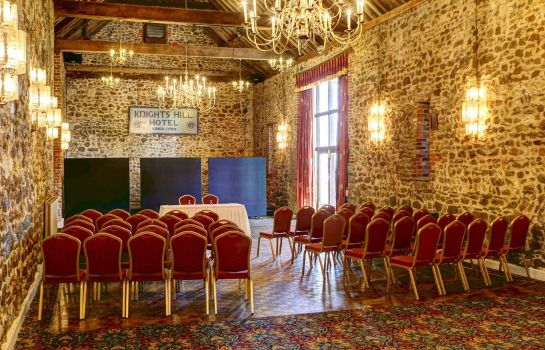 Sala konferencyjna KINGS LYNN KNIGHTS HILL HOTEL AND SPA