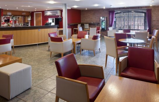 Hotel-Bar Holiday Inn Express LIVERPOOL - ROYAL ALBERT DOCK