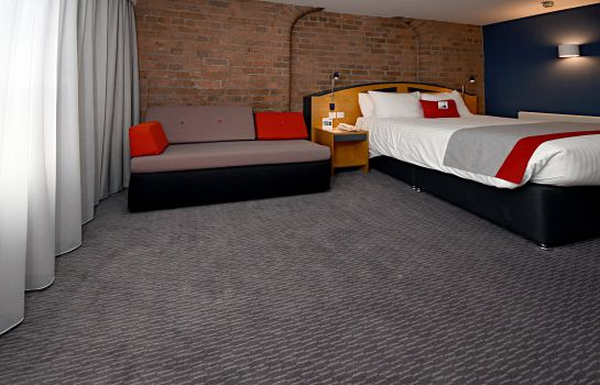 Zimmer Holiday Inn Express LIVERPOOL - ROYAL ALBERT DOCK