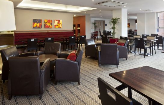 Restaurant Holiday Inn Express MANCHESTER - SALFORD QUAYS