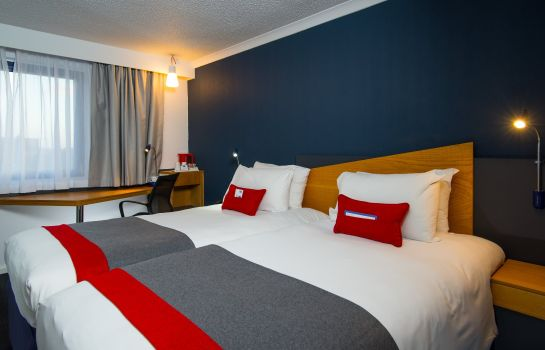 Chambre Holiday Inn Express MANCHESTER - SALFORD QUAYS