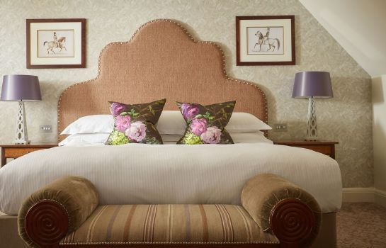 Single room (superior) Bovey Castle