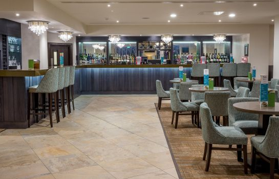 Bar hotelowy DoubleTree by Hilton Nottingham - Gateway