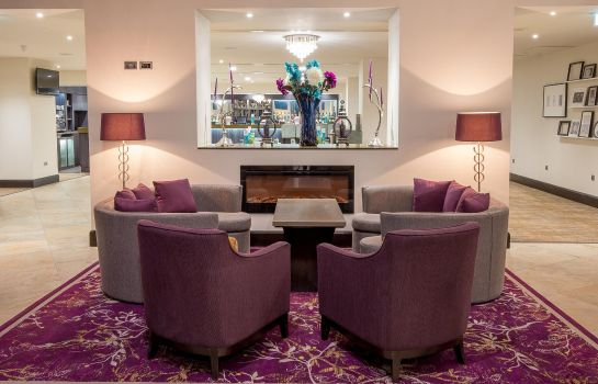 Hall DoubleTree by Hilton Nottingham - Gateway