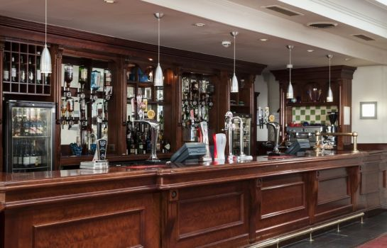 Bar hotelowy Park Inn By Radisson Nottingham
