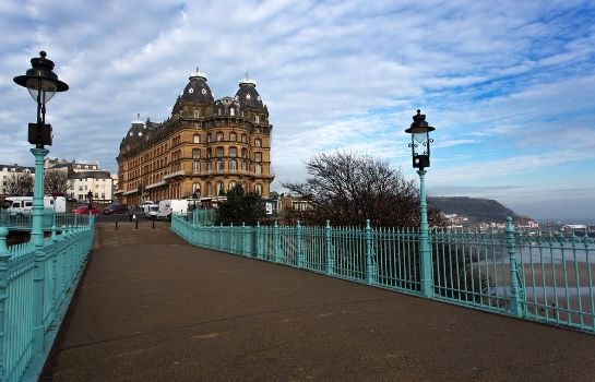 Vista exterior Britannia Grand Hotel Scarborough