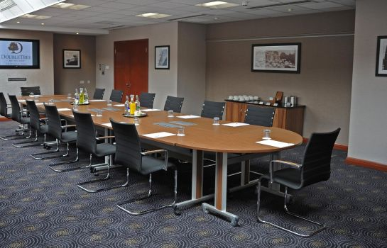 Conference room DoubleTree by Hilton Sheffield Park