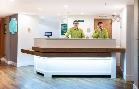 Hotelhalle Holiday Inn SLOUGH - WINDSOR