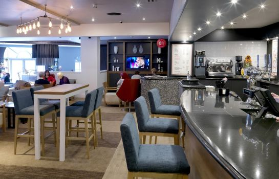 Hotel bar Crowne Plaza Solihull