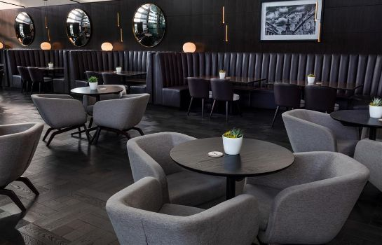 Bar de l'hôtel RADISSON BLU LONDON STANSTED