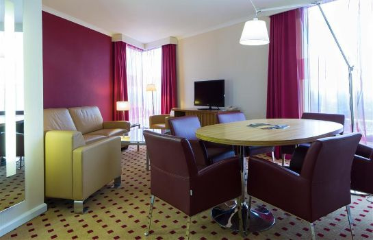 Suite RADISSON BLU LONDON STANSTED