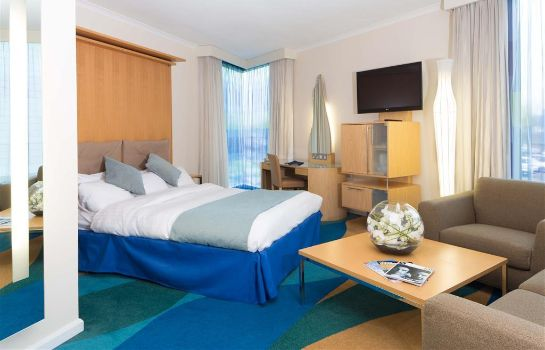 Chambre RADISSON BLU LONDON STANSTED