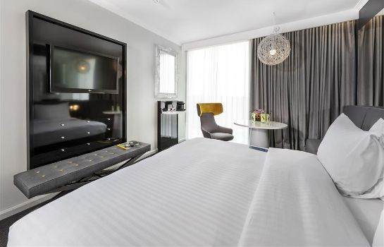 Zimmer RADISSON BLU LONDON STANSTED