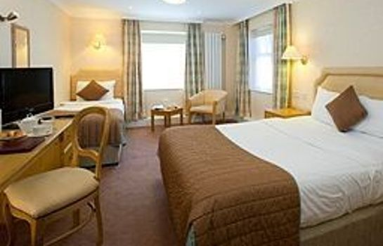 Chambre double (standard) Best Western Grosvenor