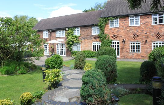 Jardin Brook Marston Farm Hotel
