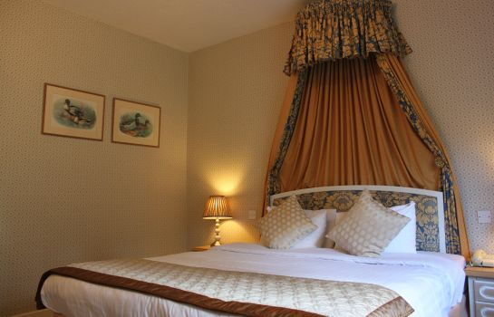 Chambre double (standard) Brook Marston Farm Hotel