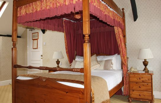 Chambre double (confort) Brook Marston Farm Hotel