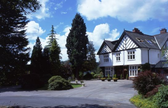 Exterior view Lindeth Howe Country House Hotel and Leisure