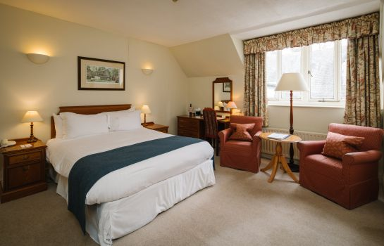 Double room (standard) Lindeth Howe Country House Hotel and Leisure