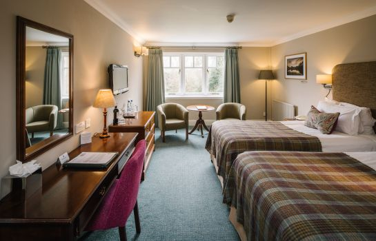 Double room (superior) Lindeth Howe Country House Hotel and Leisure